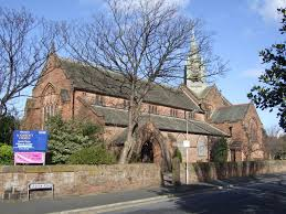 St Andrew's Church West Kirby